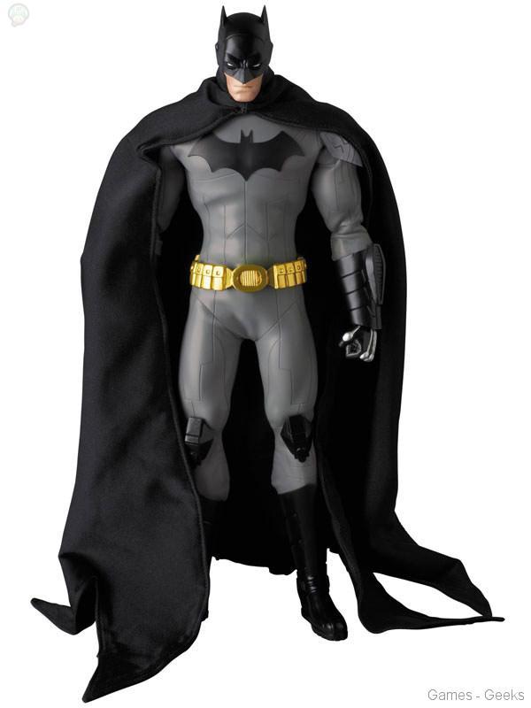 RAH-DC-New-52-Batman-Action-Figure Quatre nouvelles figurines pour l'univers Batman
