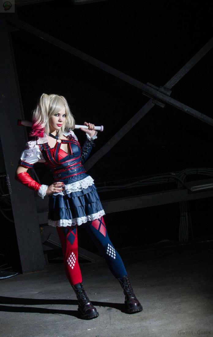harley_quinn_by_13_melissa_salvatore-d8ae274 Cosplay - Harley Quinn #42