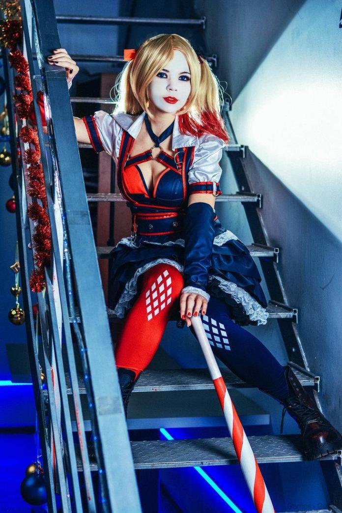 harley_quinn_by_13_melissa_salvatore-d8enn5r Cosplay - Harley Quinn #42