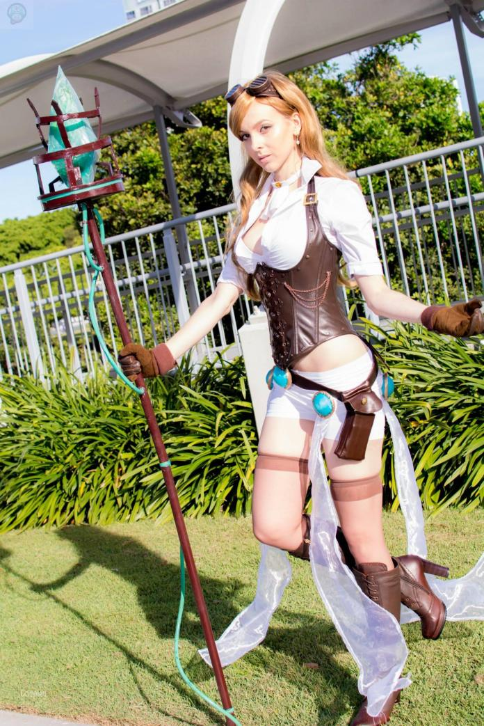 11174565_553747664765754_2372022659194660536_o Cosplay - League of Legends - Hextech Janna #82