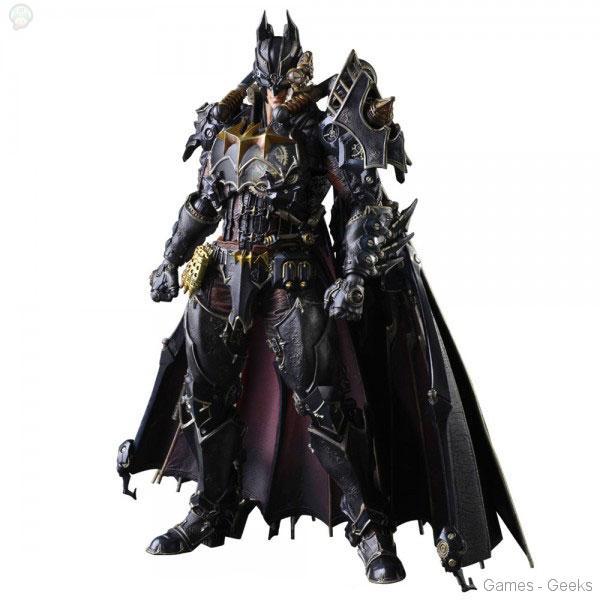 Batman-Timeless-Steampunk-Variant-Play-Arts-Kai-Action-Figure Sélection Figurine de la semaine #5