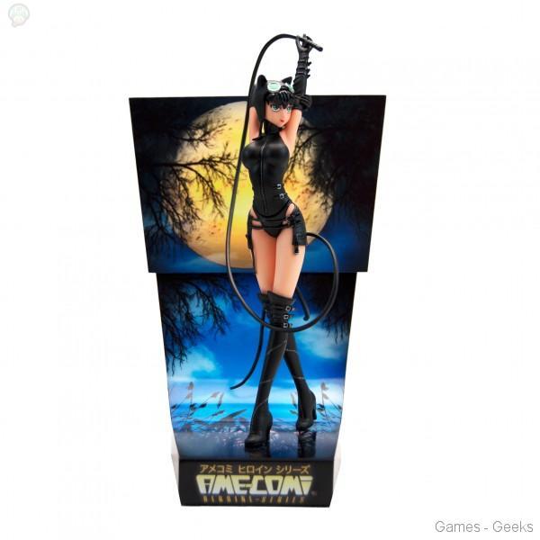Catwoman-Ame-Comi-Premium-Motion-Statue Sélection Figurine de la semaine #5