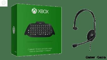 chatpad-03 De nouveaux accessoires pour la Xbox One