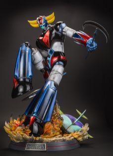 Grendizer-HQS-08 Une magnifique figurine en hommage à Goldorak