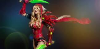 cosplay - hearthstone