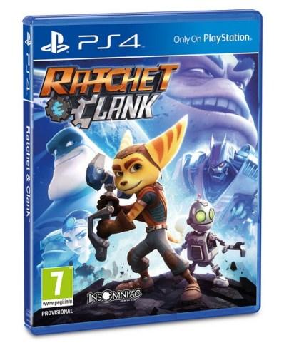 Ratchet-et-Clank Ratchet & Clank sur PS4 trouve une date de sortie