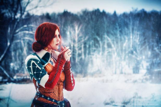 merigold_triss__5__by_virdaseitr-d9p0szo-1024x683 Cosplay - Triss - The Witcher #104