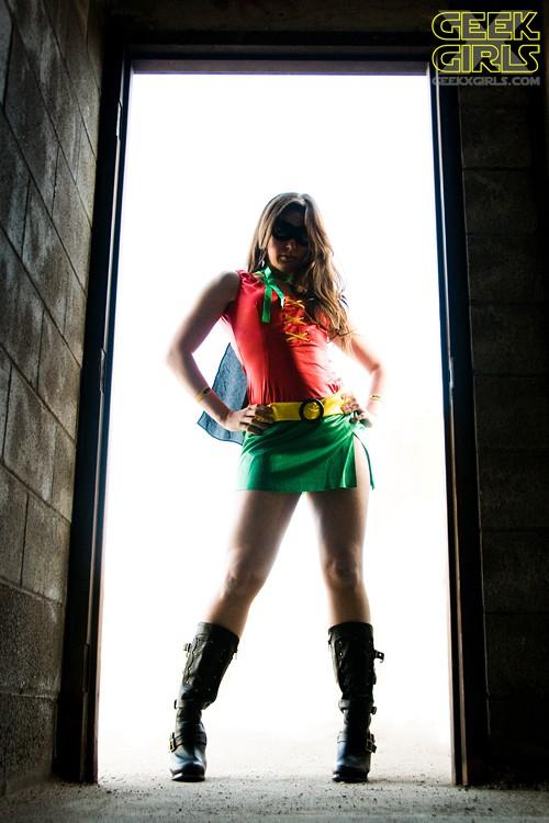 robin06 Cosplay - Robin sans Batman #102