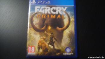 P1100280 Far Cry Primal - Unboxing de l'édition collector - PS4