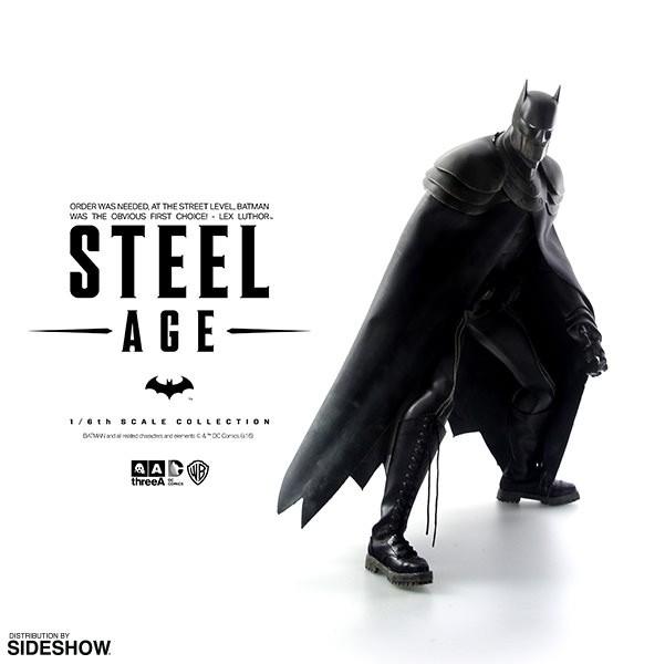 dc-comics-the-batman-night-sixth-scale-threea-902629-03 Figurine - SideShow - The Batman – Night