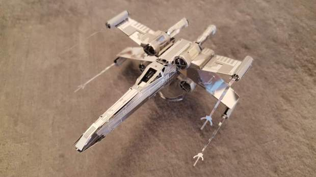 20160306_145800-620x348 Star Wars - metal earth X-WING