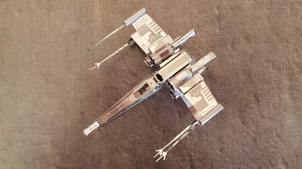 20160306_145843-620x348 Star Wars - metal earth X-WING