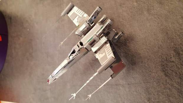 20160306_145856-620x348 Star Wars - metal earth X-WING