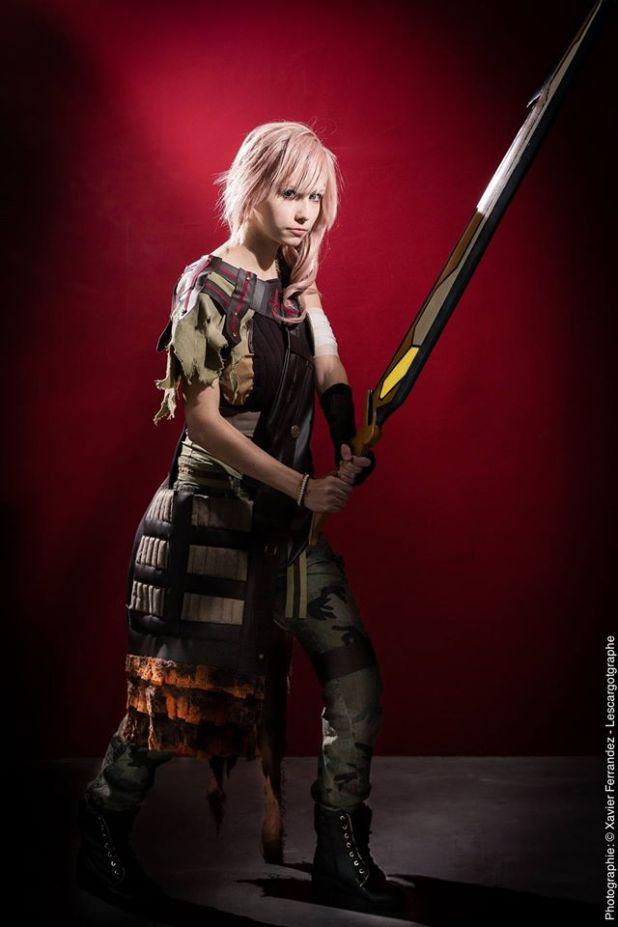 13173133_1154107457953092_443914308550486789_o Cosplay - Lightning - Final Fantasy #119