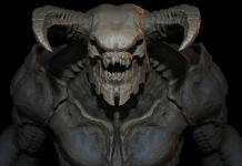 doom démons artwork