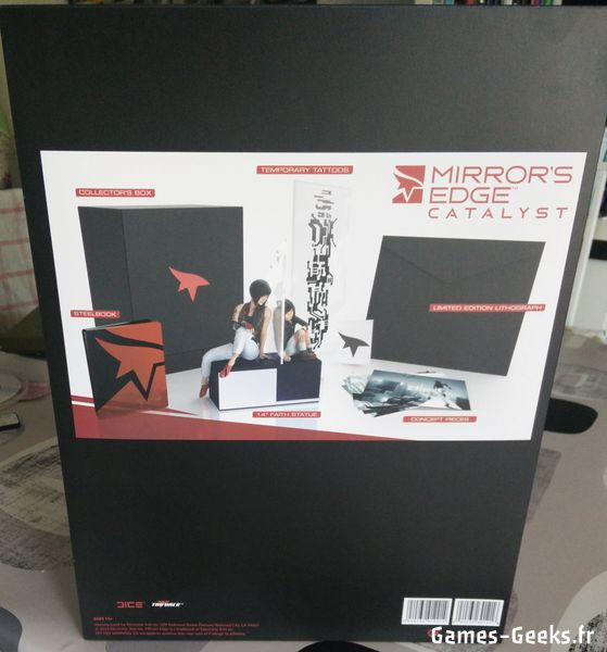 IMG_20160521_110903 Unboxing - Mirror's Edge Catalyst - Edition Collector