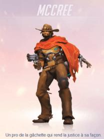 mccree Overwatch - notre retour sur la bêta