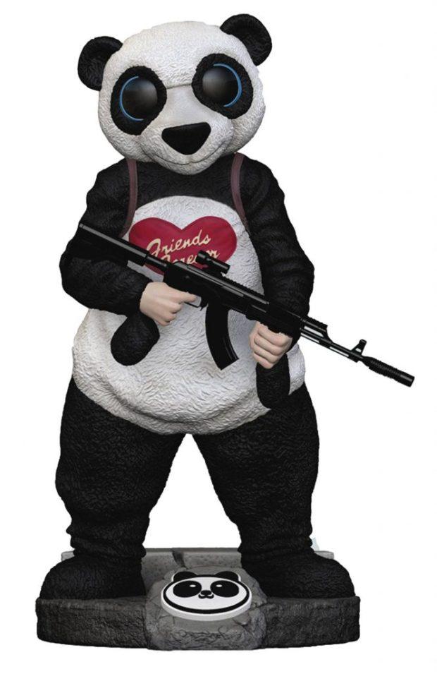 suicide-squad-bear-665x1024-620x955 Suicide Squad - Figurine du Joker et Harley