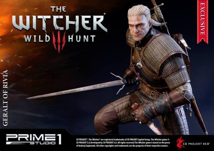 Witcher-3-Geralt-de-Riv-Statue-022 Prime 1 - Une magnifique figurine pour Geralt de The Witcher 3