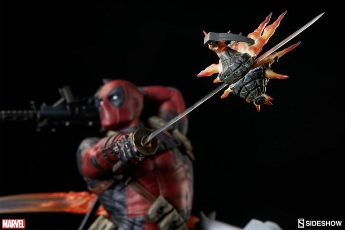 marvel-deadpool-heat-seeker-premium-format-feature-300511-10 Figurine - Deadpool Heat-Seeker
