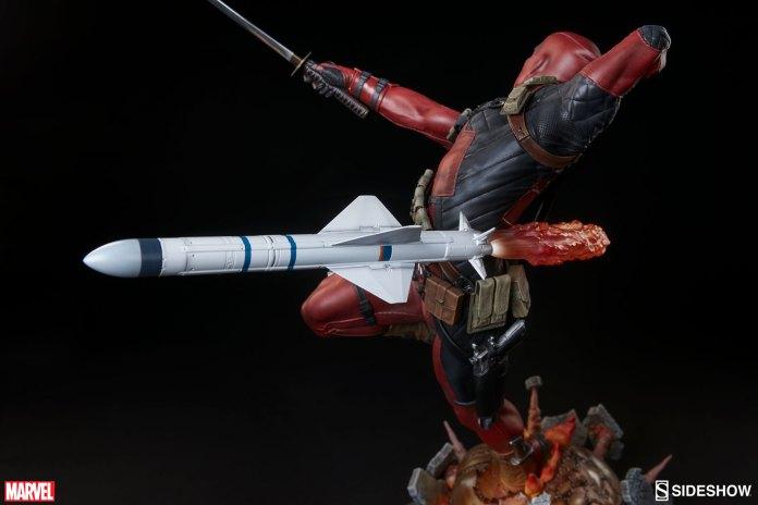 marvel-deadpool-heat-seeker-premium-format-feature-300511-13 Figurine - Deadpool Heat-Seeker