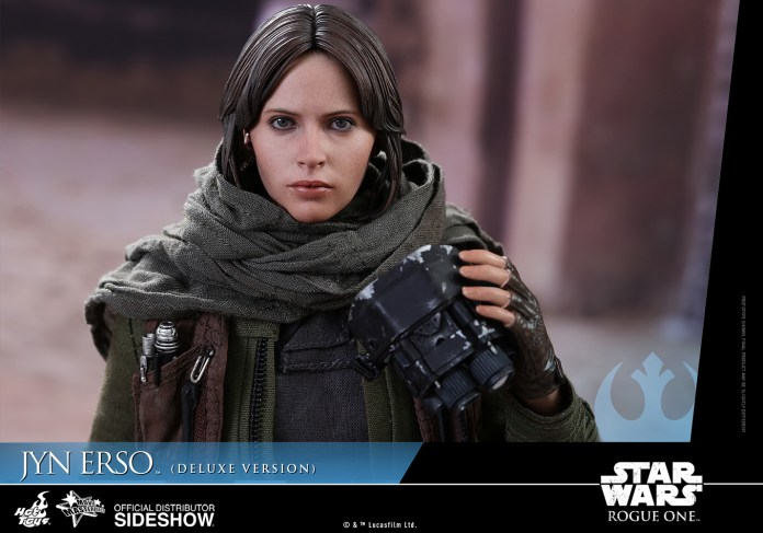 star-wars-rogue-one-jyn-erso-deluxe-version-sixth-scale-hot-toys-902919-12 Figurine - Star Wars Rogue One Jyn Erso Deluxe