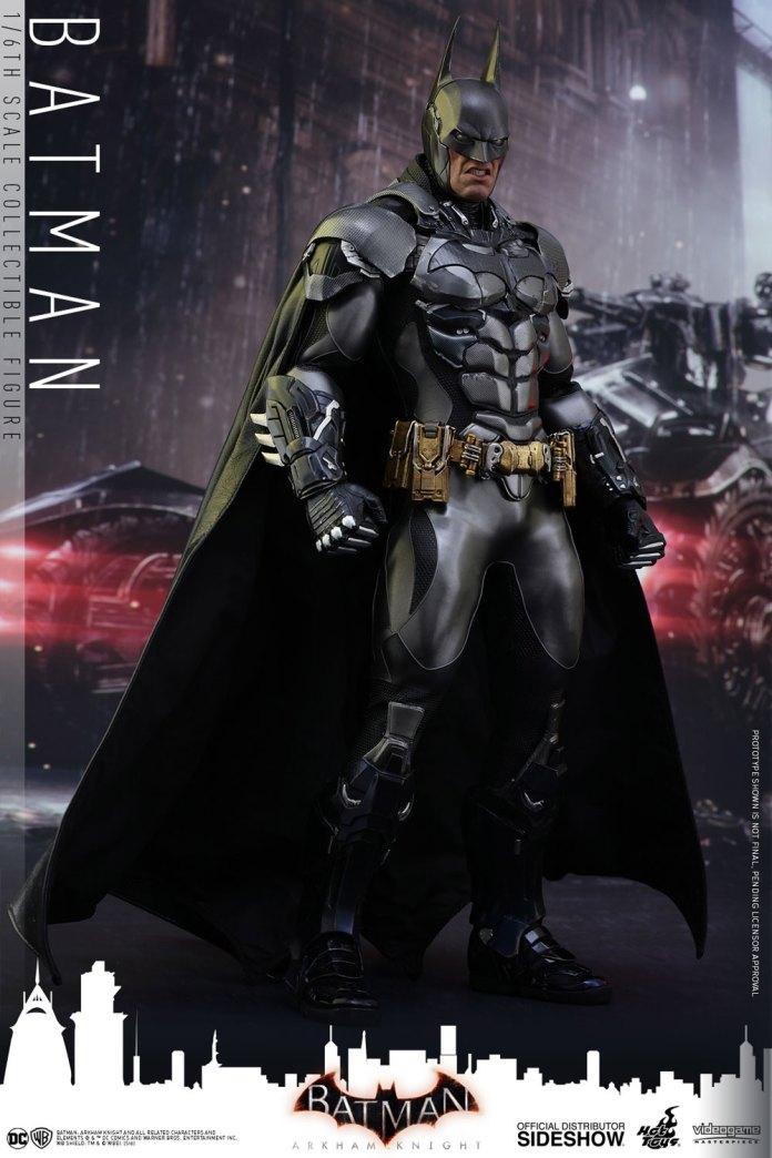 dc-comics-batman-arkham-knight-sixth-scale-hot-toys-902934-02 Figurine – Batman – Arkham Asylum – Hot Toys