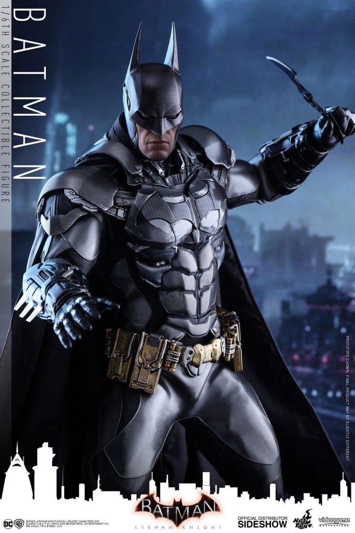 dc-comics-batman-arkham-knight-sixth-scale-hot-toys-902934-05 Figurine – Batman – Arkham Asylum – Hot Toys