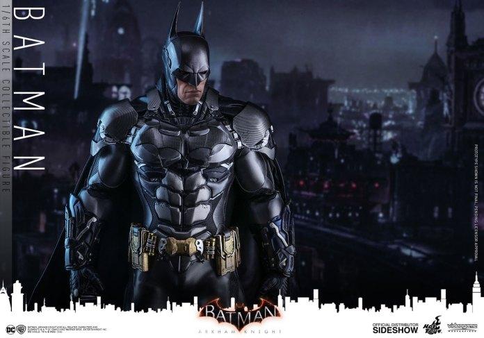 dc-comics-batman-arkham-knight-sixth-scale-hot-toys-902934-14 Figurine – Batman – Arkham Asylum – Hot Toys