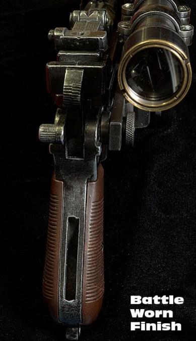 Star-Wars-Han-Solo-Blaster-Replica-6 Star Wars - Une réplique du DL-44 de Han Solo chez Todds