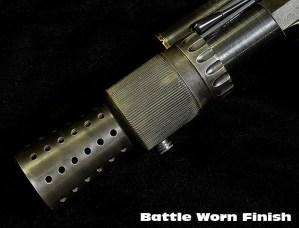 Star-Wars-Han-Solo-Blaster-Replica-8 Star Wars - Une réplique du DL-44 de Han Solo chez Todds