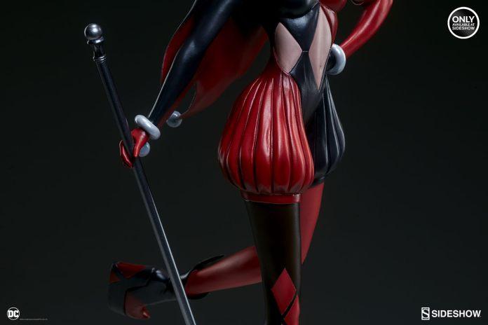 dc-comics-harley-quinn-stanley-artgerm-lau-artist-series-statue-200430-11 Figurines - Harley Quinn - Catwoman et Poison Ivy vues par Artgerm