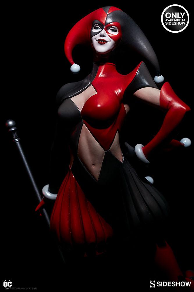 dc-comics-harley-quinn-stanley-artgerm-lau-artist-series-statue-200430-17 Figurines - Harley Quinn - Catwoman et Poison Ivy vues par Artgerm