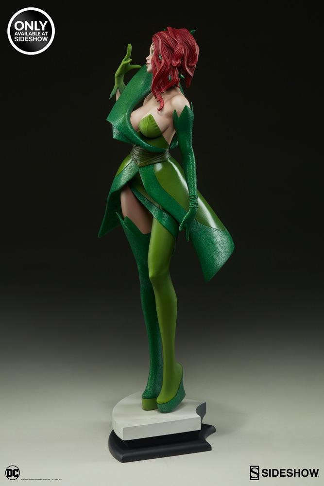 dc-comics-poison-ivy-stanley-artgerm-lau-artist-series-statue-200429-07 Figurines - Harley Quinn - Catwoman et Poison Ivy vues par Artgerm