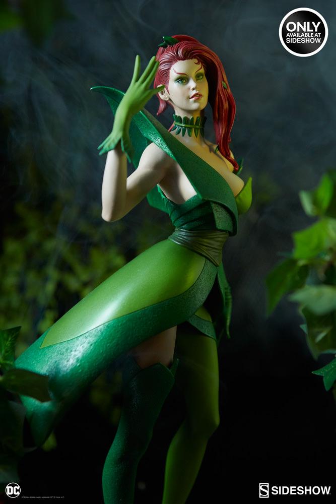 dc-comics-poison-ivy-stanley-artgerm-lau-artist-series-statue-200429-16 Figurines - Harley Quinn - Catwoman et Poison Ivy vues par Artgerm