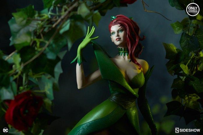 dc-comics-poison-ivy-stanley-artgerm-lau-artist-series-statue-200429-17 Figurines - Harley Quinn - Catwoman et Poison Ivy vues par Artgerm