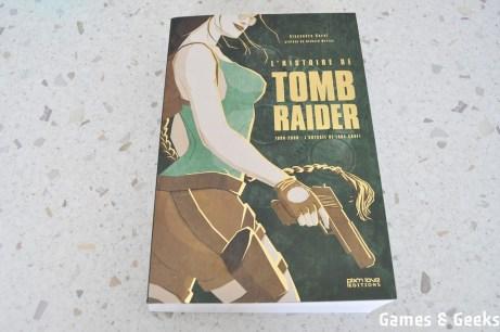 pixn-love-odyssee-lara-croft_DSC_0298 Présentation du livre L'Histoire de Tomb Raider - L'odyssée de Lara Croft des éditions Pix'n Love