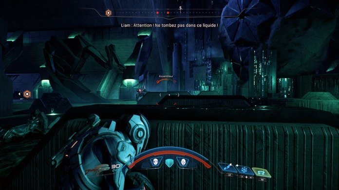 MEA_Couverture TEST - Mass Effect Andromeda