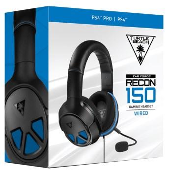 Recon-150_PKG-SHOT Turtle Beach étend sa gamme de casques pour Xbox One et PlayStation 4 en ajoutant les nouveaux XO THREE et RECON 150