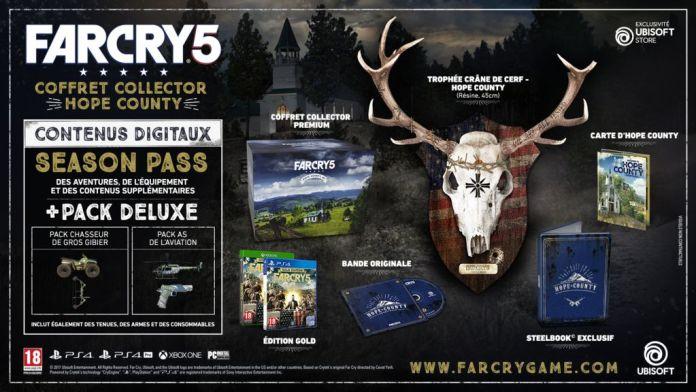 far-cry-5-collector-2-696x392 Far Cry 5 présente ses collector