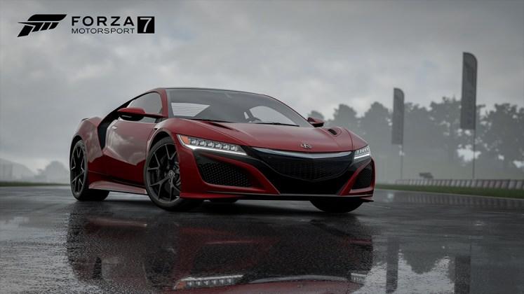forza-7-acura-nsx Forza Motorsport 7 - La liste des voitures - complète