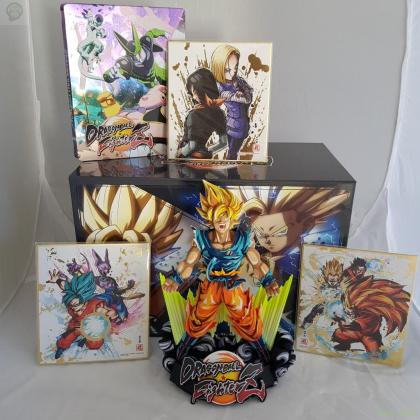 20180128_114558-1024x1024 Unboxing - Dragon Ball FighterZ - Édition Collector
