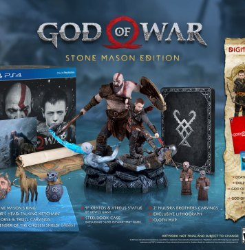 God of War Edition Stone Mason