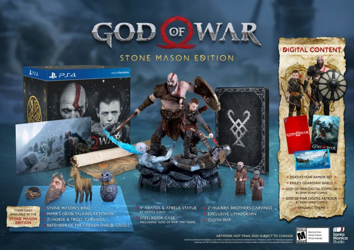 collector-god-of-war-696x492 God of War -L'édition collector Stone Mason