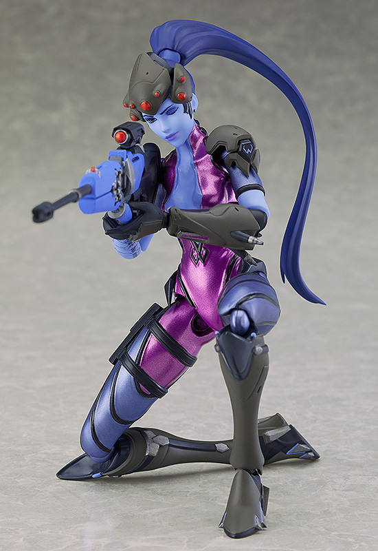 4-7c049a367130fded9637c7ca08931a67 OverWatch - Une figurine Figma Widowmaker par Good Smile Company
