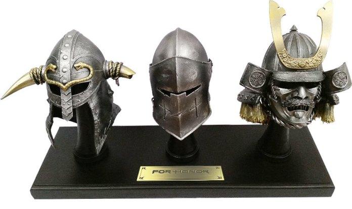 for_honor-696x414 Une figurine issue d'Assassin's Creed Origins représentant les dieux égyptiens.