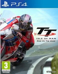 jaquette-avant-1-233x300 Test - TT Isle Of Man Ride on the Edge - Gazzzzz