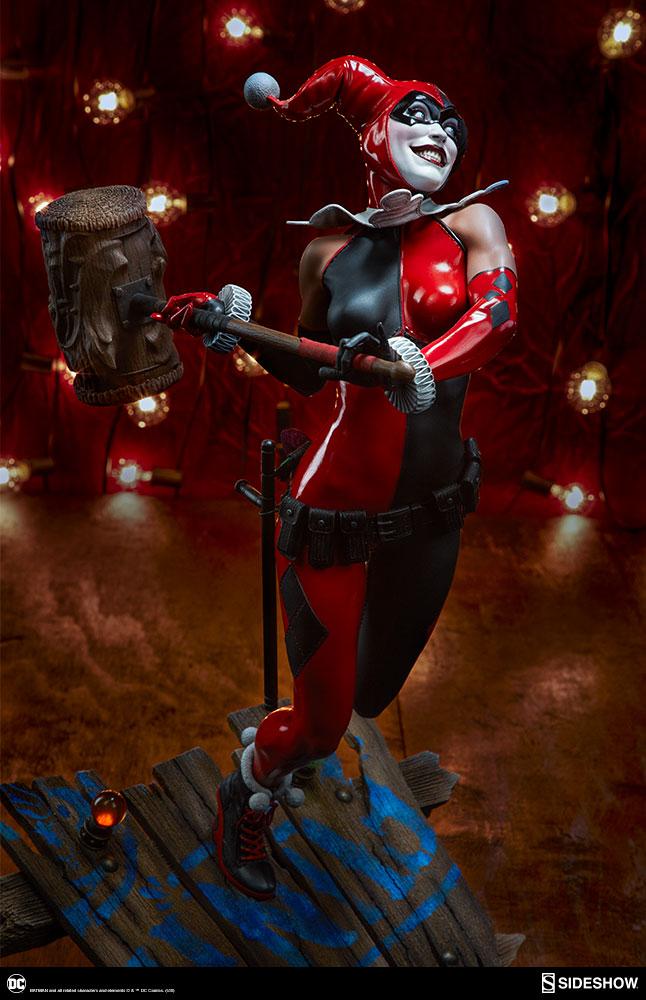 dc-comics-harley-quinn-premium-format-figure-sideshow-300474-04 Figurine – DC Comics Harley Quinn Premium Format