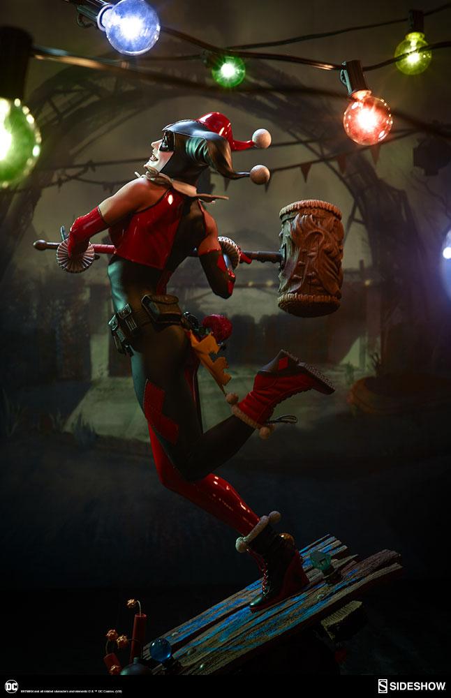 dc-comics-harley-quinn-premium-format-figure-sideshow-300474-28 Figurine – DC Comics Harley Quinn Premium Format