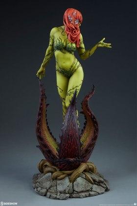 dc-comics-poison-ivy-premium-format-figure-sideshow-300487-08 Figurine - DC Comics Poison Ivy Premium Format